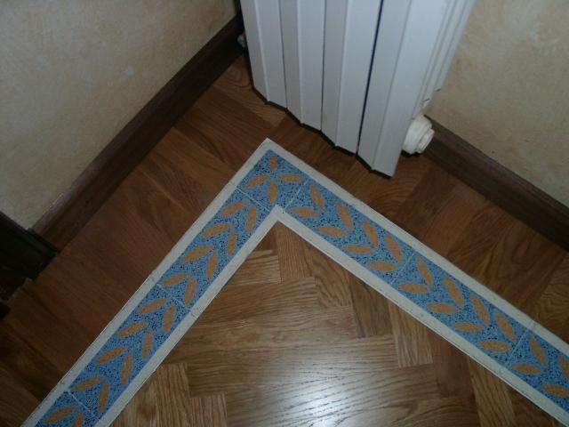 Materiali da inserto zanfi pavimenti for Piastrelle graniglia